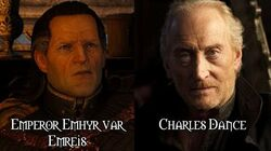 Characters and Voice Actors - The Witcher 3 Wild Hunt