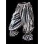 Tw3 silver pantaloons