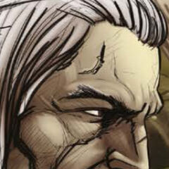 Geralt in the Matters of Conscience comic book