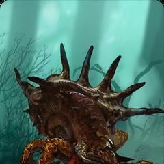 Arachas behemoth gwent card art
