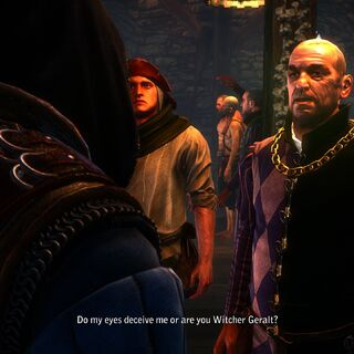 Dice poker witcher 2 chapter 2