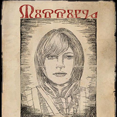 Tamara's poster