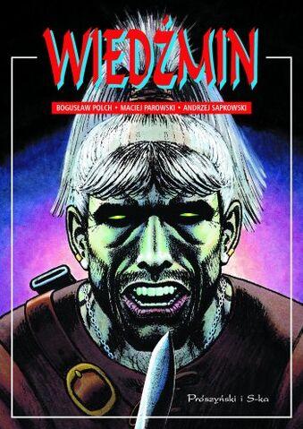 File:Komiks Wiedzmin Tom I.jpg