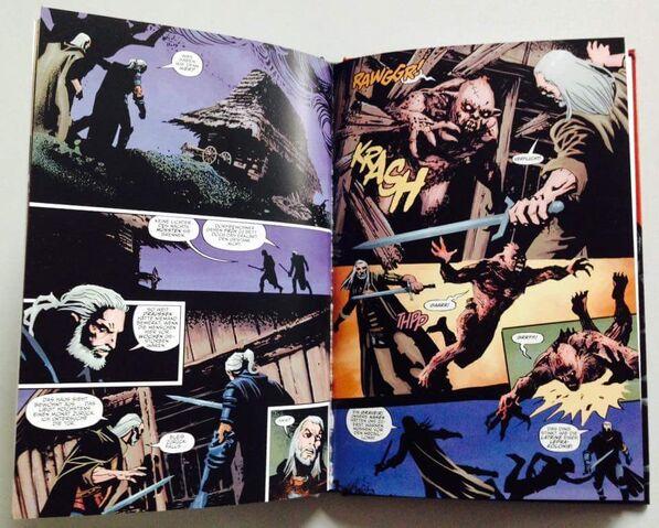 File:The Witcher Dark Horse Killing Monsters.jpg