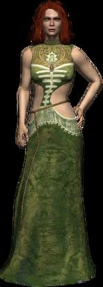 Triss Merigold dans le jeu original