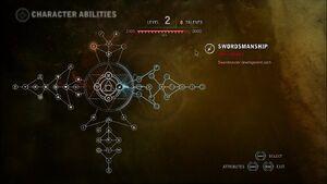 TW2 skill tree