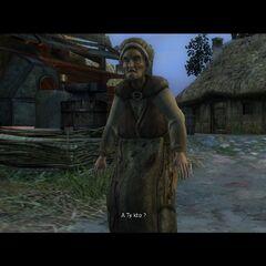 Granny, Vesna's mother