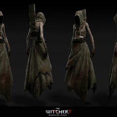 Wraith type three renders
