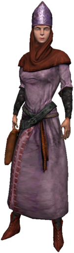Kapłanka Nirka, healer