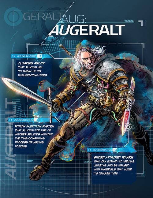 DeusEx Augs Geralt