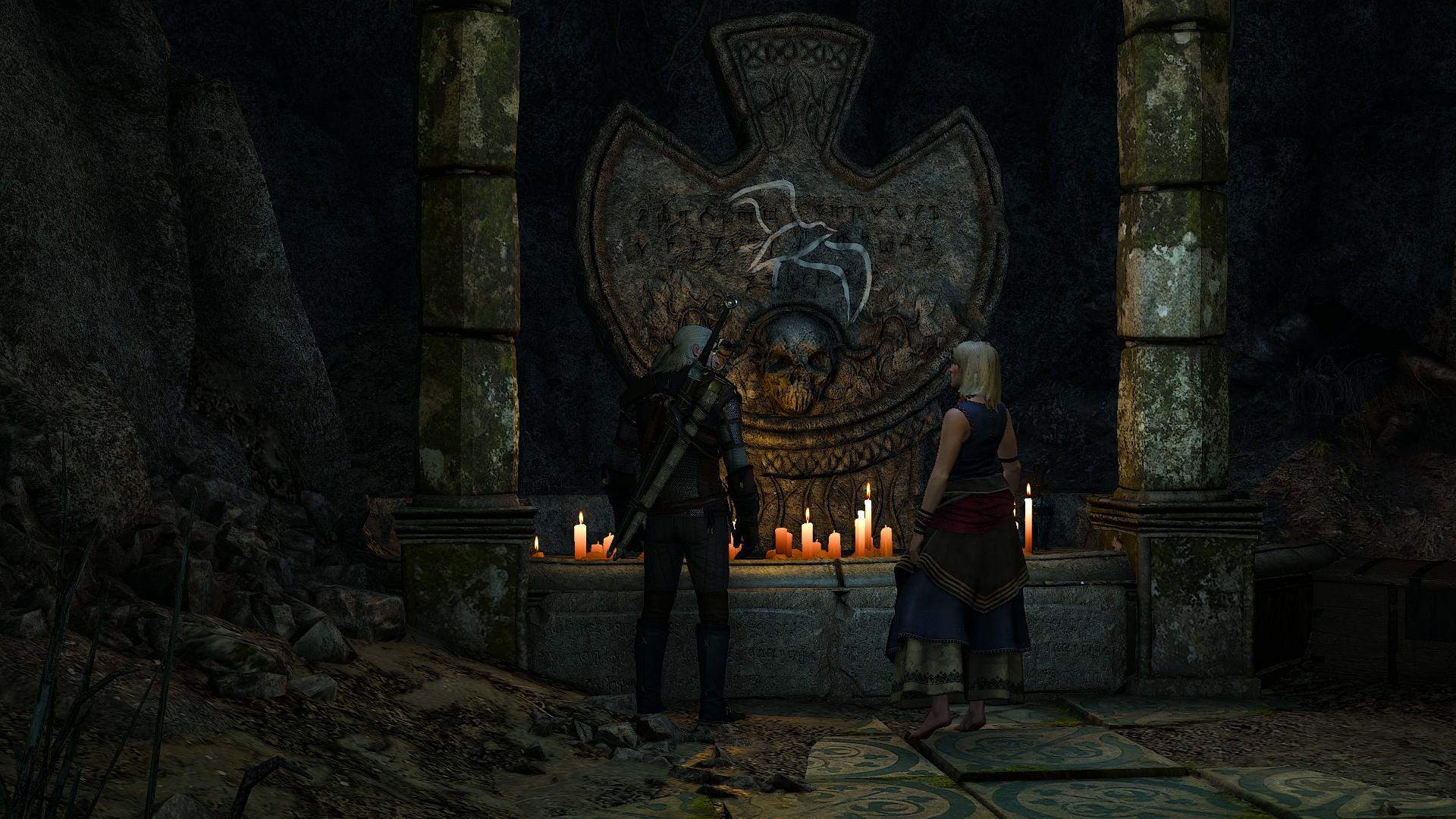 Magic Lamp (quest)   Witcher Wiki   FANDOM powered by Wikia