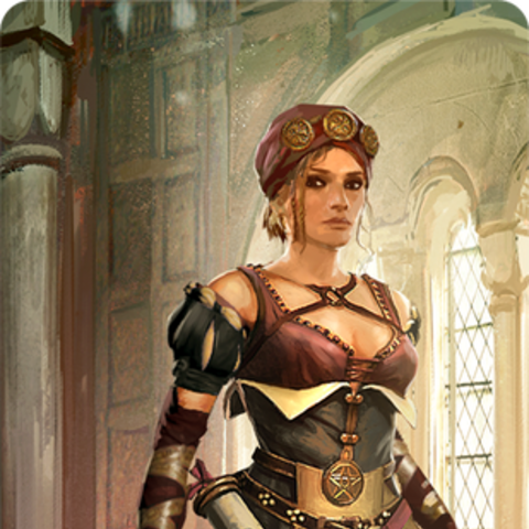 The Witcher 3 gwent card art