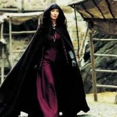 Yennefer in <i>The Hexer</i>.