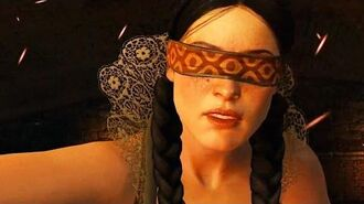 The Witcher 3 Philippa Eilhart Boss Fight (Hard Mode)