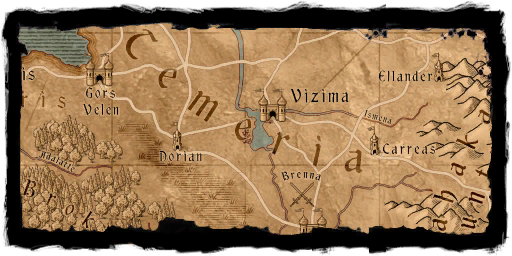 Places Temeria