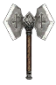 Weapons Holy Axe of the order