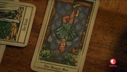 Tarot hangedman