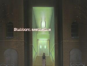 Stubborn Aesthetics