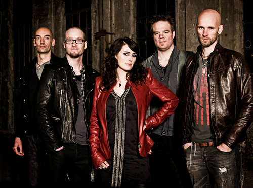 Within Temptation (Band) by Eneas
