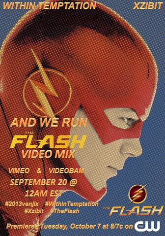 File:Within Temptation feat. Xzibit- And We Run (The Flash Video Mix) poster 2.jpg