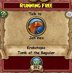 Running Free 1