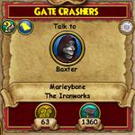 MB Q Gate Crashers 3