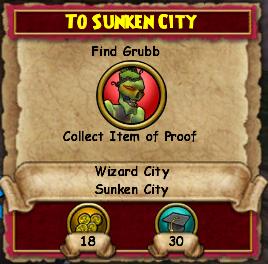 To Sunken City