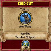 Cold Cut