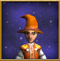 Hat MS Youkai's Hat of Kindness Male