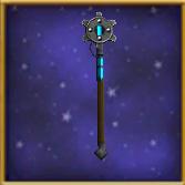 Glowing Sapphire Wand