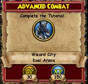 Advanced Combat