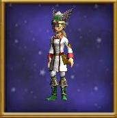 Robe Commander's Longcoat Female