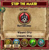 StopTheMaker1-WizardCityQuests