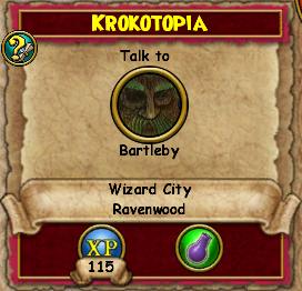 Krokotopia (Quest)