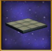 Square Metal Platform