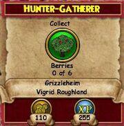 Q GH Hunter-Gatherer