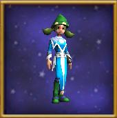 Champion's Cloak Female