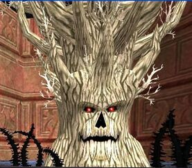 NPC DS The Dragonspyre Academy Death Tree