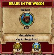 Q GH Bears in the Woods