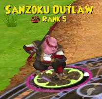 Sanzoku Outlaw