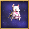 Valentine Pig