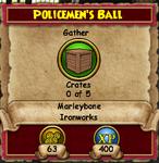 Policeman's Ball