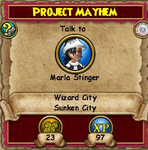 Project Mayhem 1