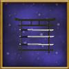 Ninja Sword Rack