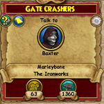 MB Q Gate Crashers 1