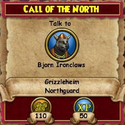 Q WC Call of the North