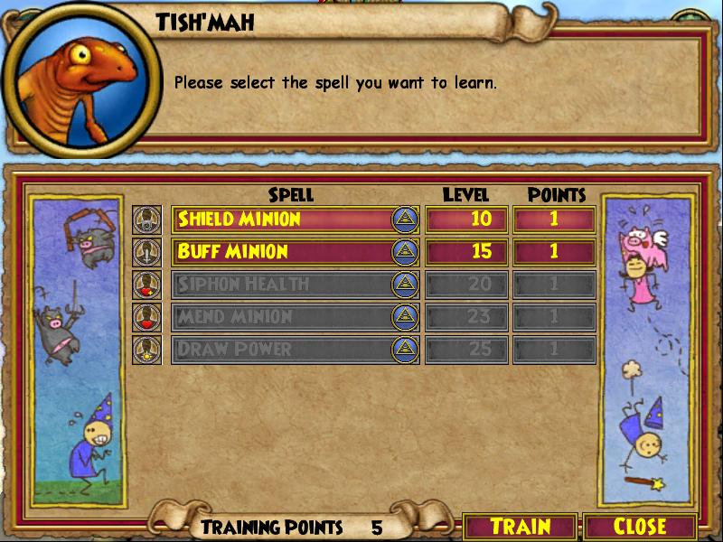 wizard101 fire trainig point guide