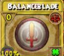 Balanceblade Treasure Card