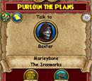 Purloin the Plans