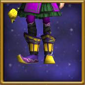Jacques' Artificial Sandals Female